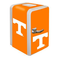 Boelter Brands NCAA Tennessee Volunteers Portable Party Fridge 15 Quart HHK0KX77W-1614