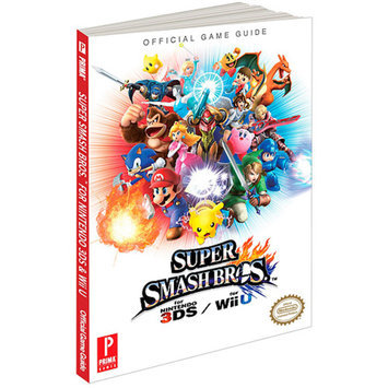 Super Smash Bros. WiiU & 3DS Guide (Paperback)