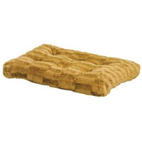 MIDWEST HOMES for PETS 277254 Quiet Deluxe Mosaic Bed, 46 by 29-Inch, Cappuccino
