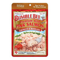 Bumble Bee Skinless & Boneless Premium Wild Pink Salmon 5-oz.