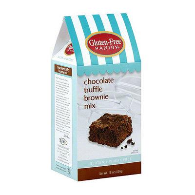Gluten-Free Pantry Chocolate Truffle Brownie Mix