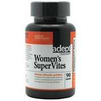 Adept Nutrition Women's Supervites [90 capsules]