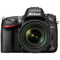 Nikon Black D610 24.3MP DSLR Camera (Body Only)