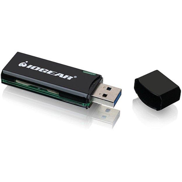 IOGear SuperSpeed USB 3.0 SD/Micro SD Card Reader / Writer