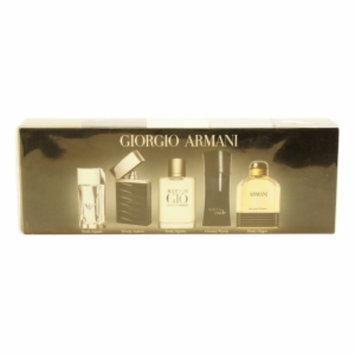 Giorgio Armani Variety Mini Gift Set for Men, 5 Piece, 1 set
