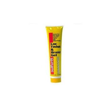 Sulfur 8 Loc, Twist & Braid Gel