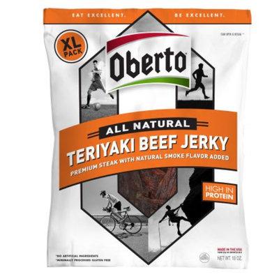 Oh Boy! Oberto All Natural Beef Jerky Teriyaki