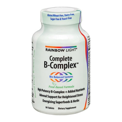 Rainbow Light Complete B-Complex Tablets - 90 CT