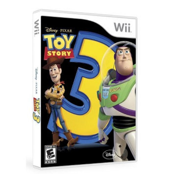 Disney Toy Story 3: The Video Game (Nintendo Wii)
