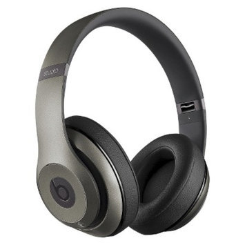 BEATS by Dr. Dre Beats by Dre Studio Around-the-Ear Wireless Headphones - Titanium