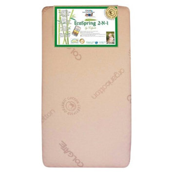 Mattress: Colgate EcoSpring 2-N-1 Crib Mattress