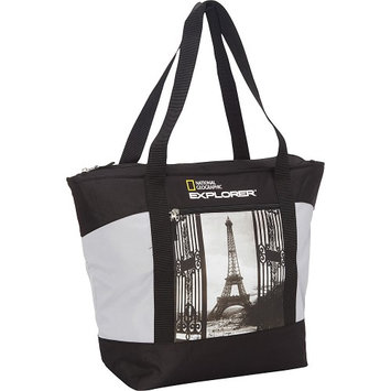 National Geographic Mega Tote Paris - National Geographic Travel Coolers