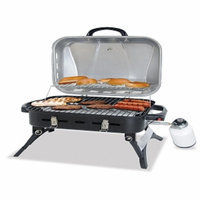 Uniflame Stainless Steel Outdoor lp Gas Barbeque Grill NPG2322SS, 1 ea