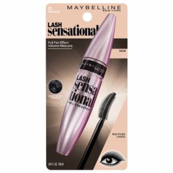 Maybelline Lash Sensational Mascara Washable Very Black