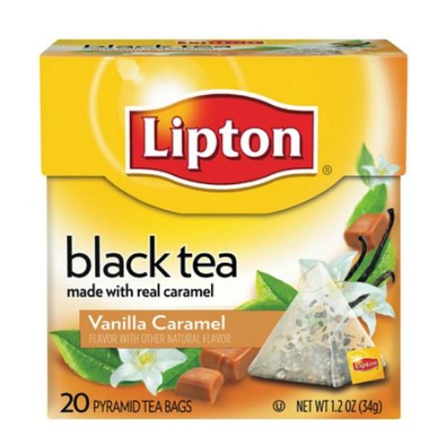 Lipton Vanilla Caramel Truffle Tea