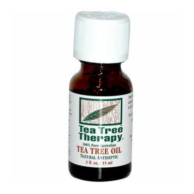 Tea Tree Therapy Tea Tree Oil 0.5 fl oz
