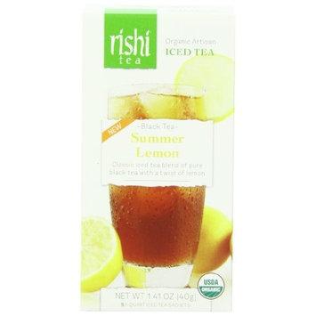 Rishi Tea Summer Lemon, 1.4 oz Boxes