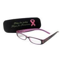 Select-A-Vision Ribbon Readers, +1.00, Pink