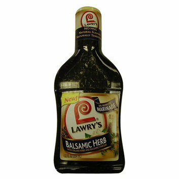 Lawry's Balsamic Herb Marinade 12-oz.