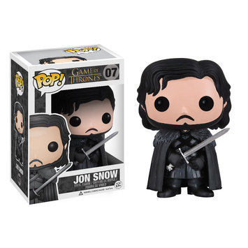 Funko Game of Thrones Jon Snow Pop! Vinyl Figure