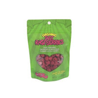 Just Tomatoes, Etc Just Tomatoes Organic Just Raspberries, 1.5 Ounce Pouch (Pack of 4)
