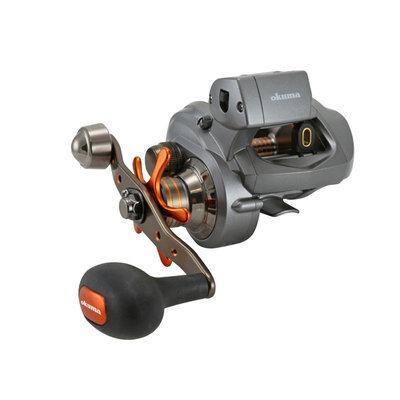 Unioncom International Inc. Coldwater 350 Low Profile Linecounter Reel CW354D RH