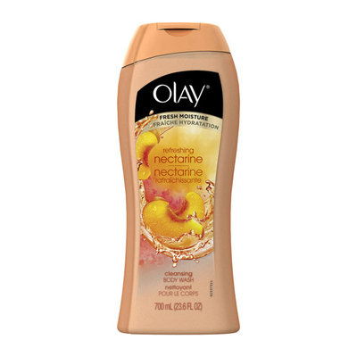 Olay Refreshing Nectarine Cleansing Body Wash