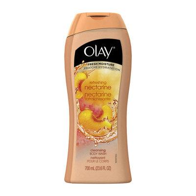 Olay Refreshing Nectarine Cleansing Body Wash