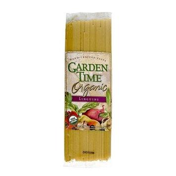 Garden Time Organic Semolina Linquini, 12-Ounce Units (Pack of 12)