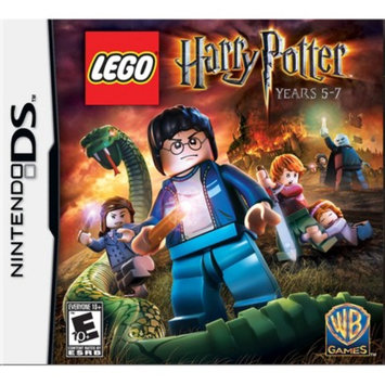 Warner Brothers Lego Harry Potter: Years 5-7 (Nintendo DS)