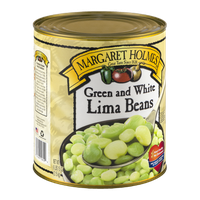 Margaret Holmes Green and White Lima Beans