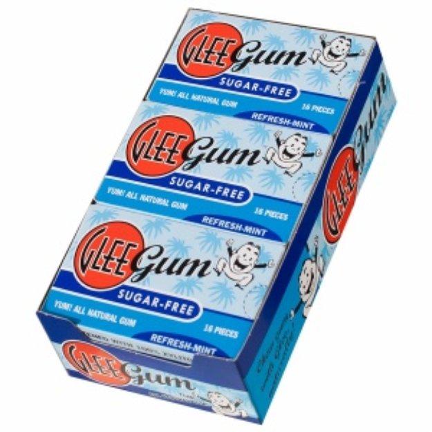 Glee Gum Sugar-Free Chewing Gum