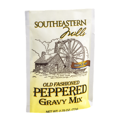 Southeastern Mills Gravy Mix Old Fashioned Peppered