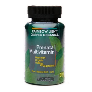 Rainbow Light Certified Organic Prenatal Multivitamin