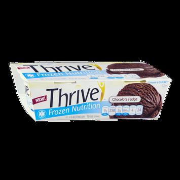 Thrive Frozen Nutrition Chocolate Fudge Cups - 2 CT