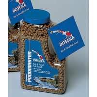 Danner 55010 Premium Integra Koi and Pond Fish Food, 16-Ounce (Discontinued by Manufacturer)