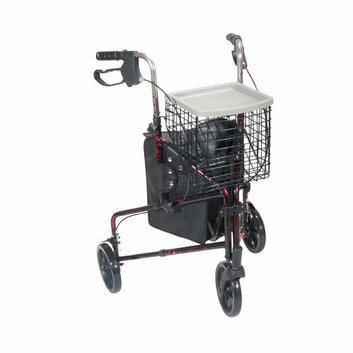 Drive Medical 3 Wheel Rollator