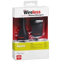 Just Wireless Car/Home Charger for iPhone/iPod