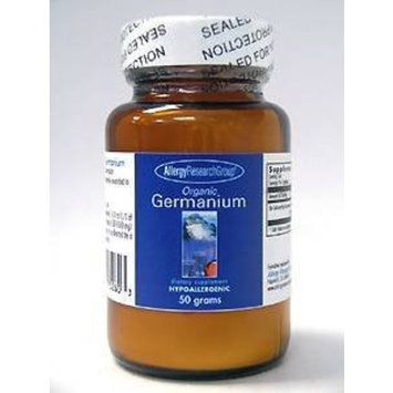 Allergy Research Group Organic Germanium Powder 1.80 Ounces