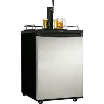 Danby DKC5811BSL 24 Stainless Steel Beer Dispenser