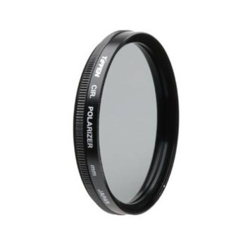 Tiffen 72mm Wide Angle Circular Polarizer Lens Filter