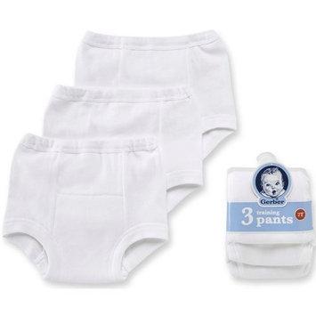 Gerber Training Pants 2T White 3 pack