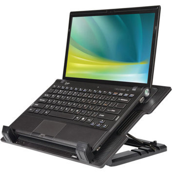 Merkury M-CP310 Laptop Cooling Base with Silent Fan