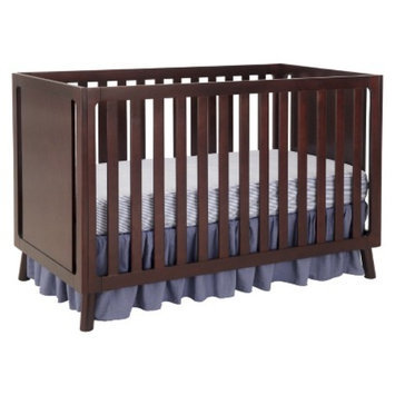 Delta Children Manhattan 3-in-1 Crib - Dark Chocolate