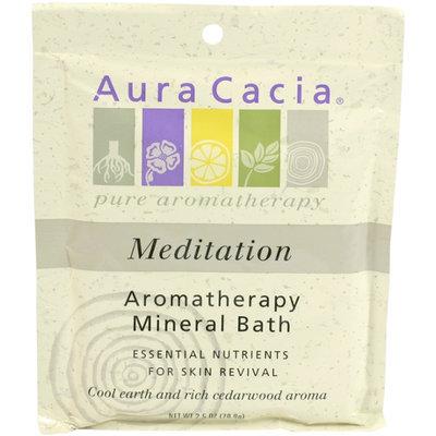 Aura Cacia Meditation Mineral Bath