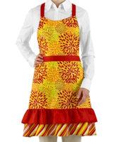 Fiesta Apron, Calypso Floral Sunflower