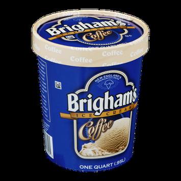 Brigham's Ice Cream Coffee
