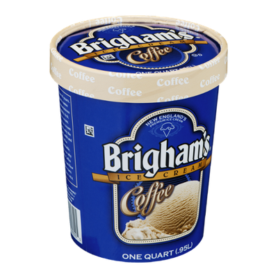 Brigham's Ice Cream Coffee