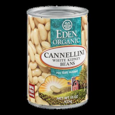 Eden Organic Cannellini White Kidney Beans