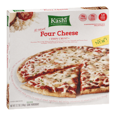 Kashi® Four Cheese Thin Crust Pizza